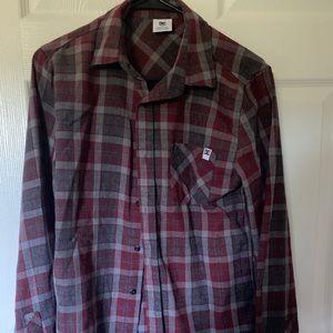 Men's DC flannel